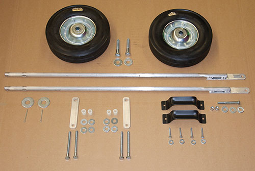 V-Top Trap Wheel & Axel Kit