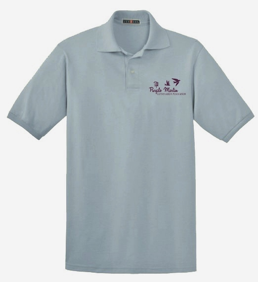 PMCA Grey Polo Shirt