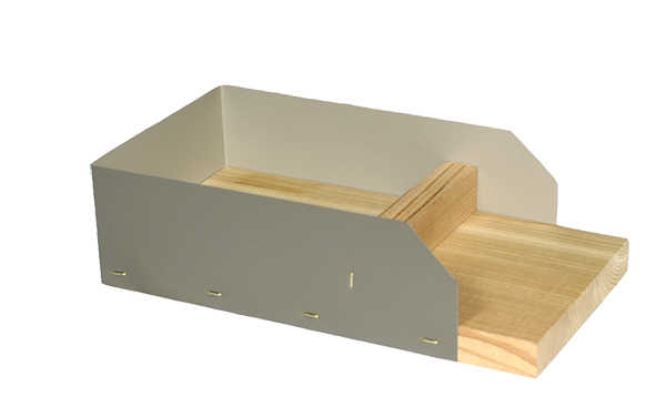 Nest Trays - T-14 Durable Wood & Metal construction