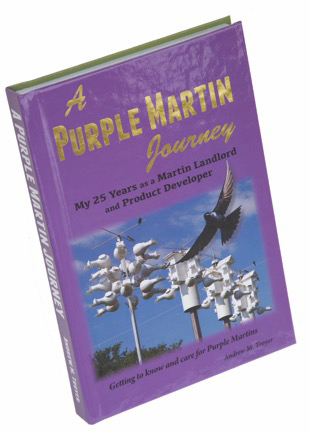 Purple Martin Journey Book