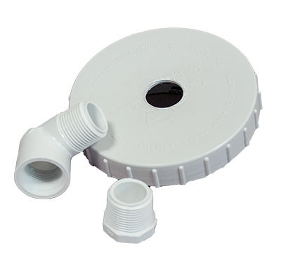 Pre-Drilled Heavy Duty Cap with Vent