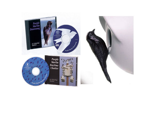 Purple Martin Attraction Bundle