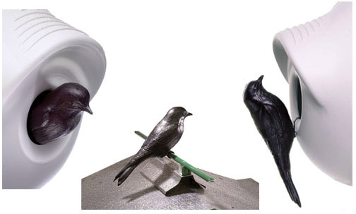 PMCA Purple Martin Decoy