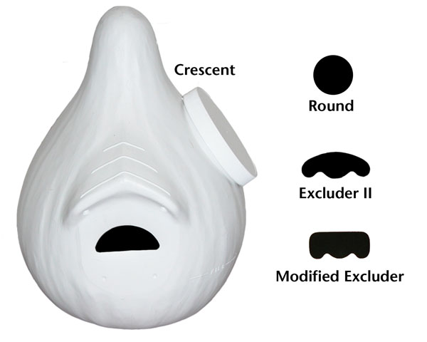 PMCA Excluder Gourd