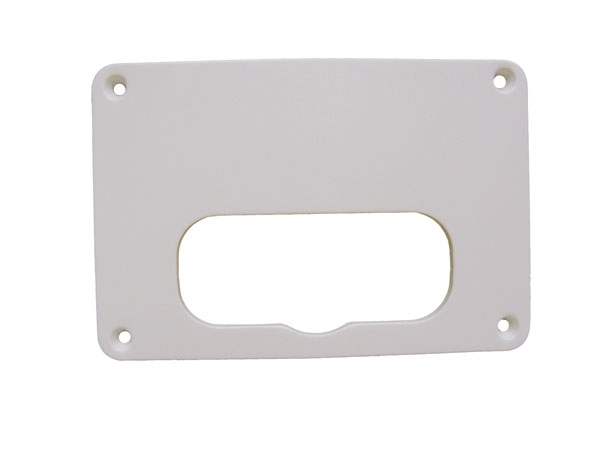 Plastic Conley II Replacement Plate