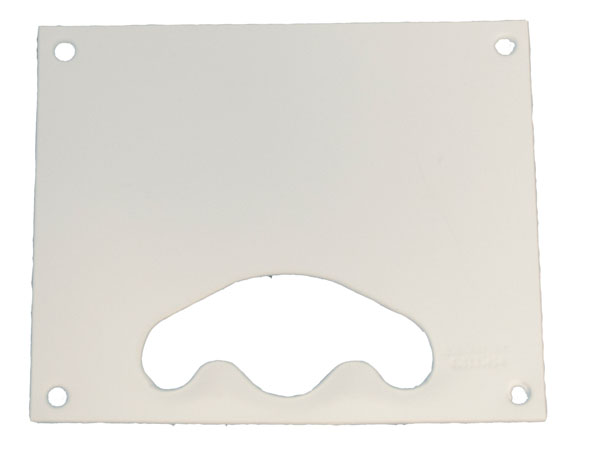 Plastic Excluder II Replacement Plates