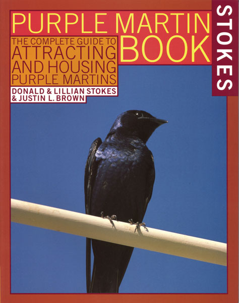 The Stokes Purple Martin Book